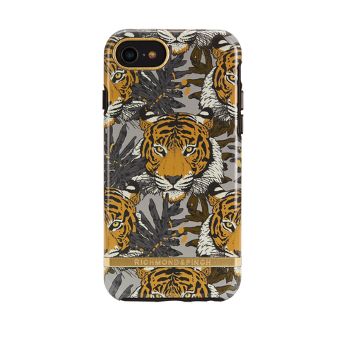 (Clearance) Richmond & Finch Tropical Tiger IPhone 11 Pro Case - Gold Details