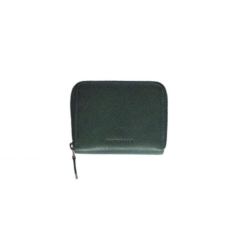 Silverback Cinco RFID Wallet - (Limited Edition) - Green