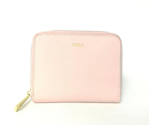 (Clearance) Piele Preya Mine Purse - Rose Pink