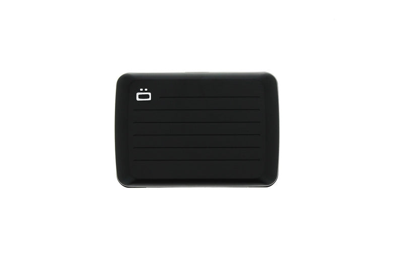 Ogon Stockholm V2 Card Case RFID Safe - Black