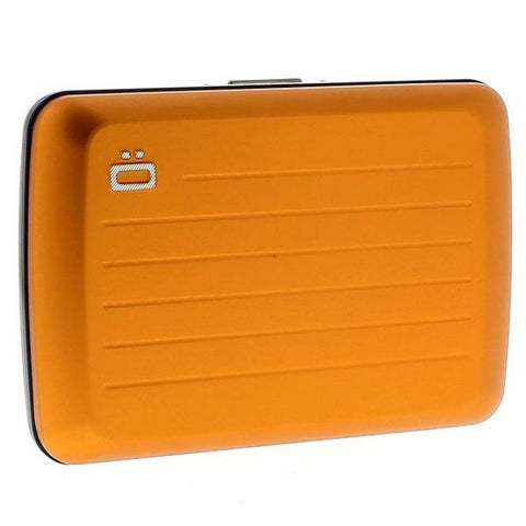 Ogon Stockholm V2 Card Case RFID Safe - Orange