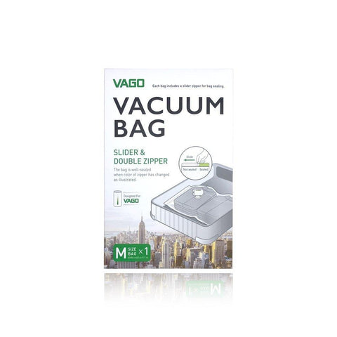 VAGO Vacuum Bag for Travel Compressor - Medium Size ( 50 x 60 cm )
