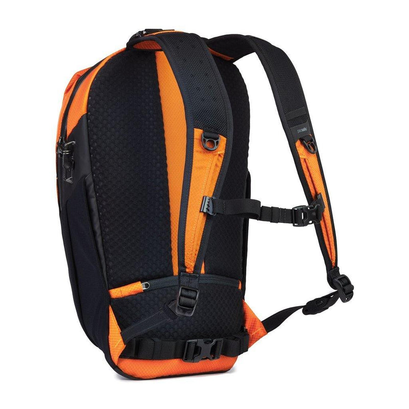 Pacsafe Venturesafe X18 Anti-Theft Backpack - Burnt Orange - Oribags.com