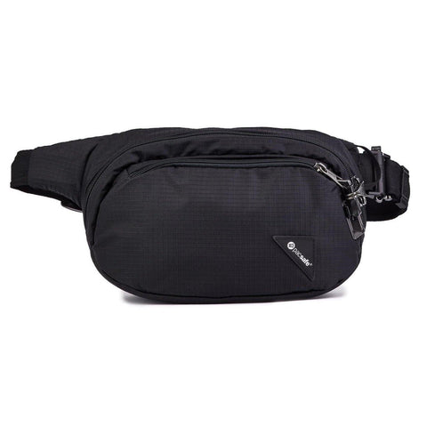 Pacsafe Vibe 100 Anti-Theft Hip Pack - Jet Black