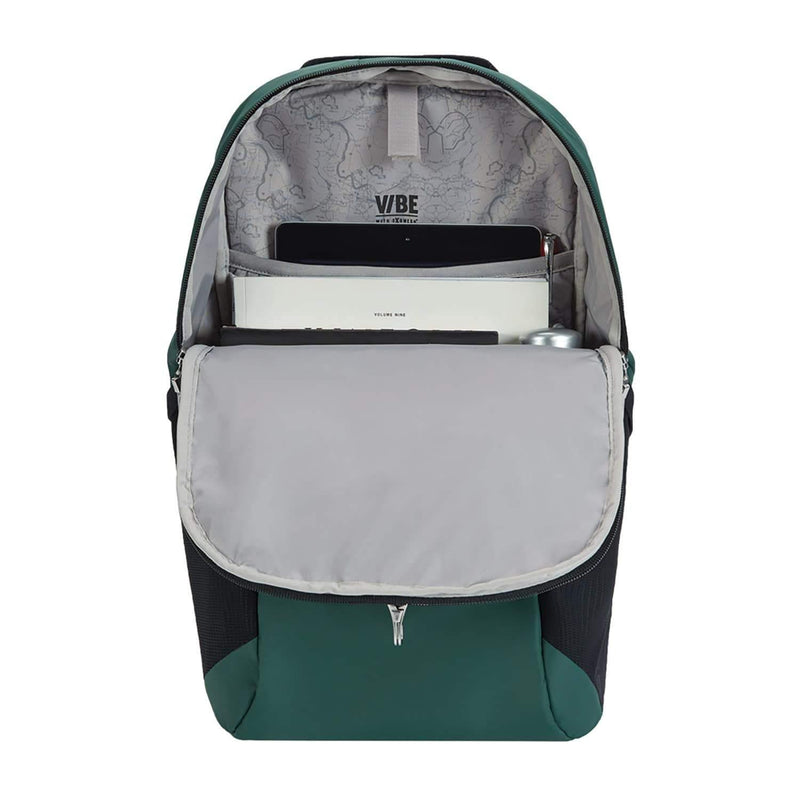 Pacsafe Vibe 20 Anti-Theft Backpack - Forest Green - Oribags.com