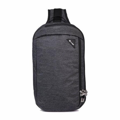 Pacsafe Vibe 325 Anti-Theft Cross Body Pack - Granite Melange