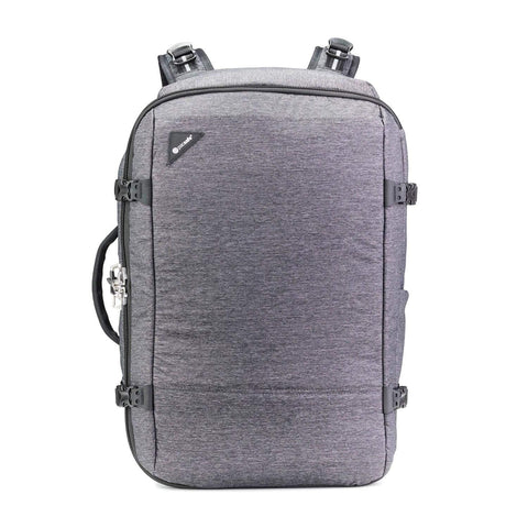 Pacsafe Vibe 40 Anti-Theft 40L Carry-On Backpack - Granite Melange Grey