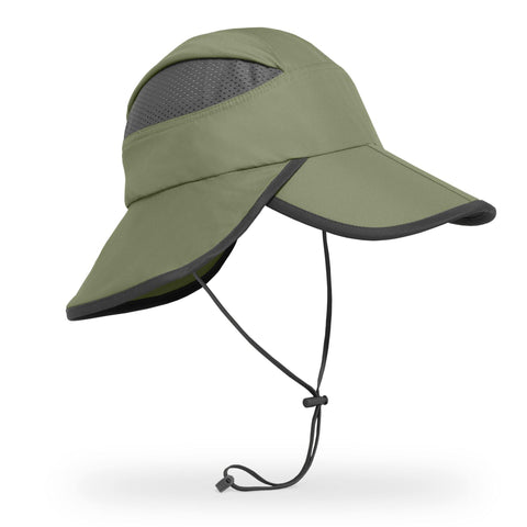 SUNDAY AFTERNOONS Wahoo Cap - Olive/Slate