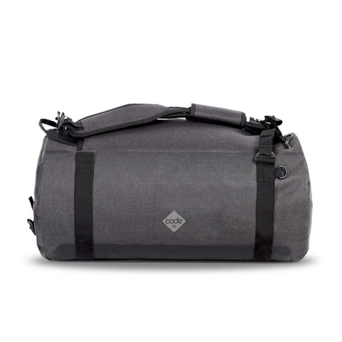 Code 10 Duffel Bag - Black