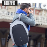 XD Design Bobby Pro Anti-Theft Backpack - Gray