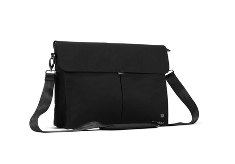 "PKG Yorkville Shoulder Bag 10L (fits 16"" Laptop) - Black"