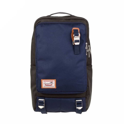 Doughnut Toast Backpack - Charcoal X Navy