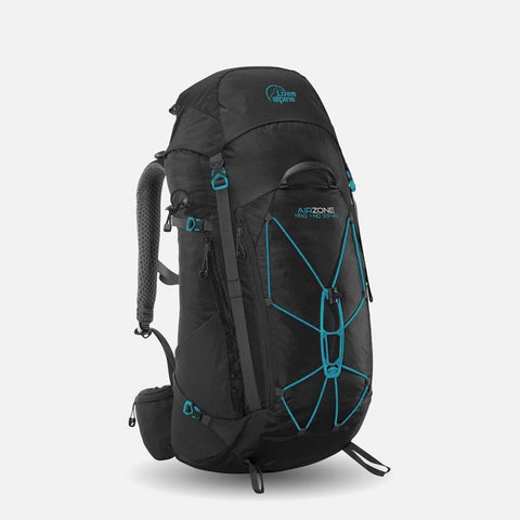 Lowe Alpine AirZone Pro+ ND33:40 Hiking Backpack - Black
