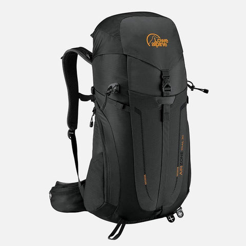 Lowe Alpine AirZone Trail 30 Hiking Backpack - Black