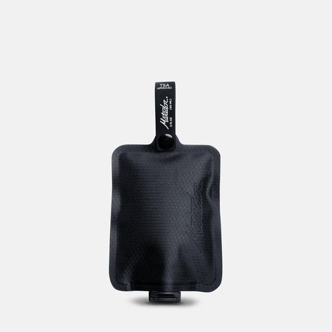 Matador FlatPak Toiletry Bottle (1 Pack) - Black