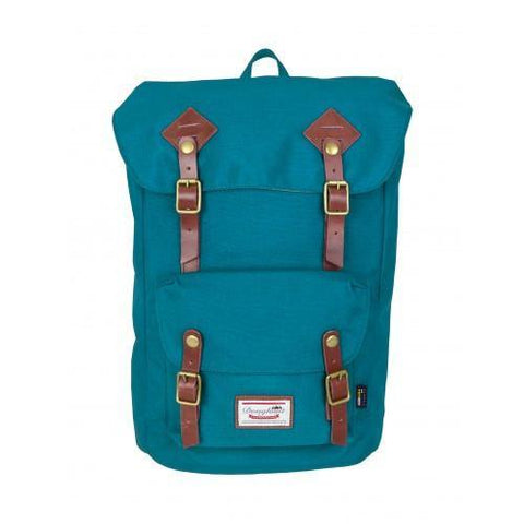 (Clearance) Doughnut American Vintage Cordura Backpack - Denim