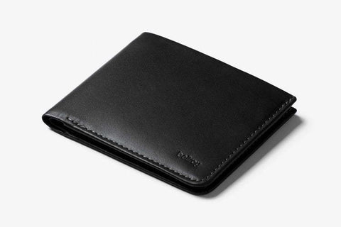 (Promo) Bellroy The Square Wallet - Black