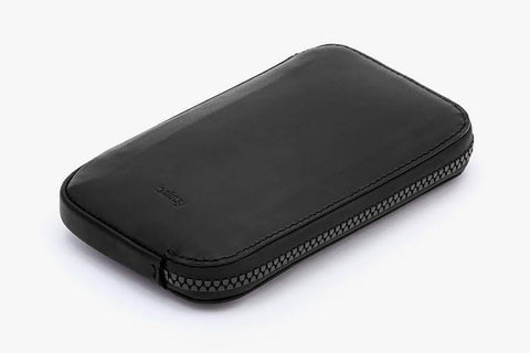 Bellroy All-Conditions Phone Pocket Plus Leather Wallet - Black