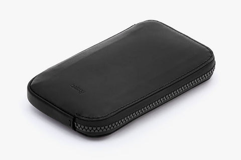 Bellroy All-Conditions Phone Pocket Leather Wallet - Black