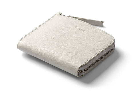 Bellroy Pocket Mini Wallet - Alabaster