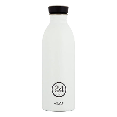 24 Bottles Urban Bottle 0.5L – Ice White