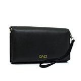 Dazz On The Go Crossbody Bag - Black