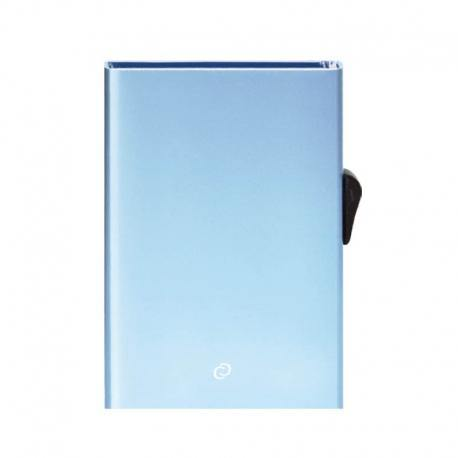 C-Secure RFIDSafe Aluminium Card Holder - Blue
