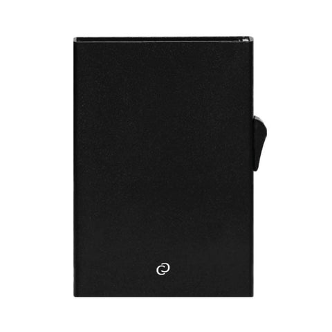 C-Secure RFIDSafe Aluminium Card Holder - Black