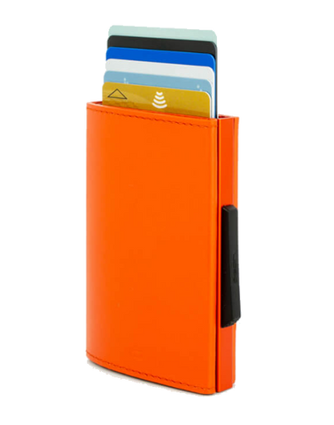 OGON Cascade Wallet RFID Safe - Full Orange