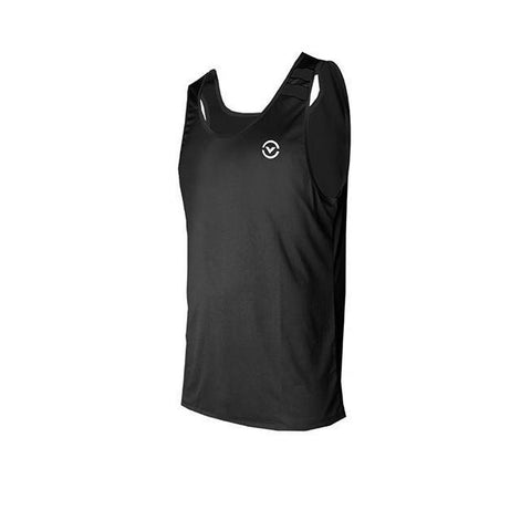 VIRUS MEN'S STAY COOL TECHNICAL TANK CIRCLE TANK - BLACK/WHITE - MMAoutfit - 1