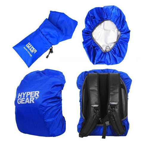 Hypergear Rain Cover for Dry Bags & Backpacks - Blue