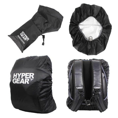 Hypergear Rain Cover for Dry Bags & Backpacks - Black