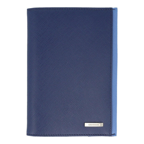 Crossing Modish Passport Holder - Blue