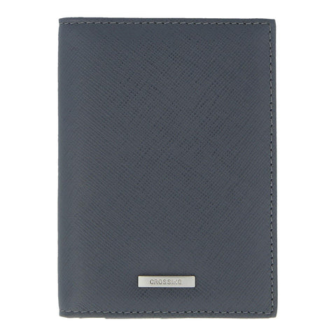 Crossing RFID Card Holder – Charcoal