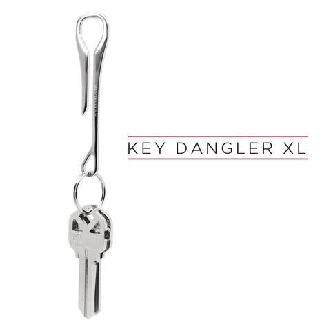 KeySmart Key Dangler Belt Loop Kit - XL Deep Pocket ( Fits All KeySmart Key Holders )