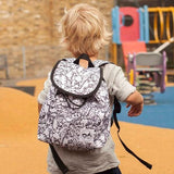 (Clearance) Babymel Colour and Wash Backpack - Dino