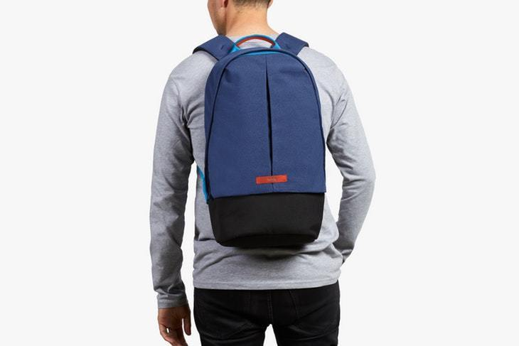 Bellroy Classic Plus Backpack - Blue Neon - Oribags.com
