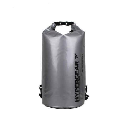 Hypergear Collapsible Cooler Dry Bag 20L Shockproof - Sub Zero Silver