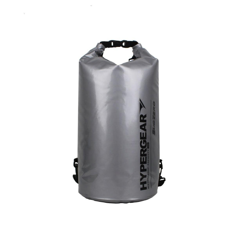 Hypergear Collapsible Cooler Dry Bag 20L Shockproof - Sub Zero Silver - Oribags.com
