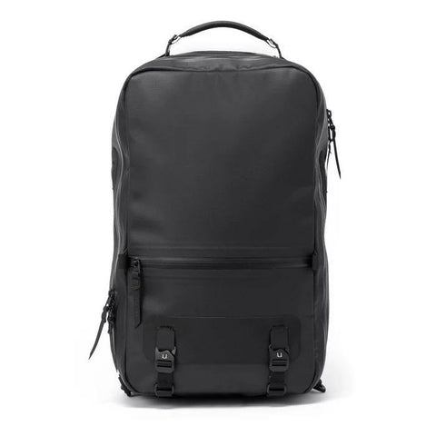 Black Ember Citadel Minimal 25L Waterproof Pack - Black