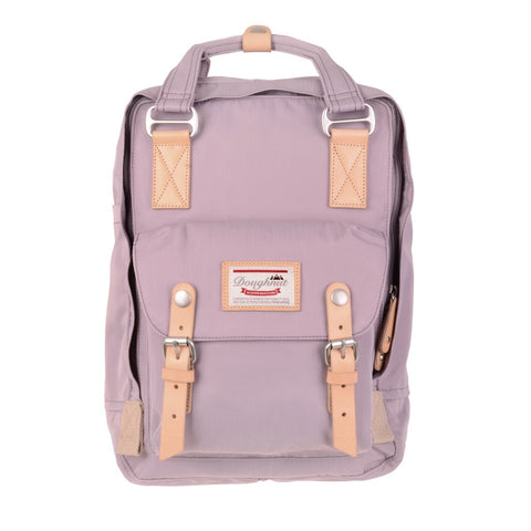 Doughnut Macaroon Backpack - Lilac
