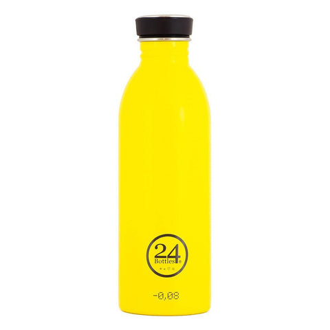 24 Bottles Urban Bottle 0.5L – Taxi Yellow