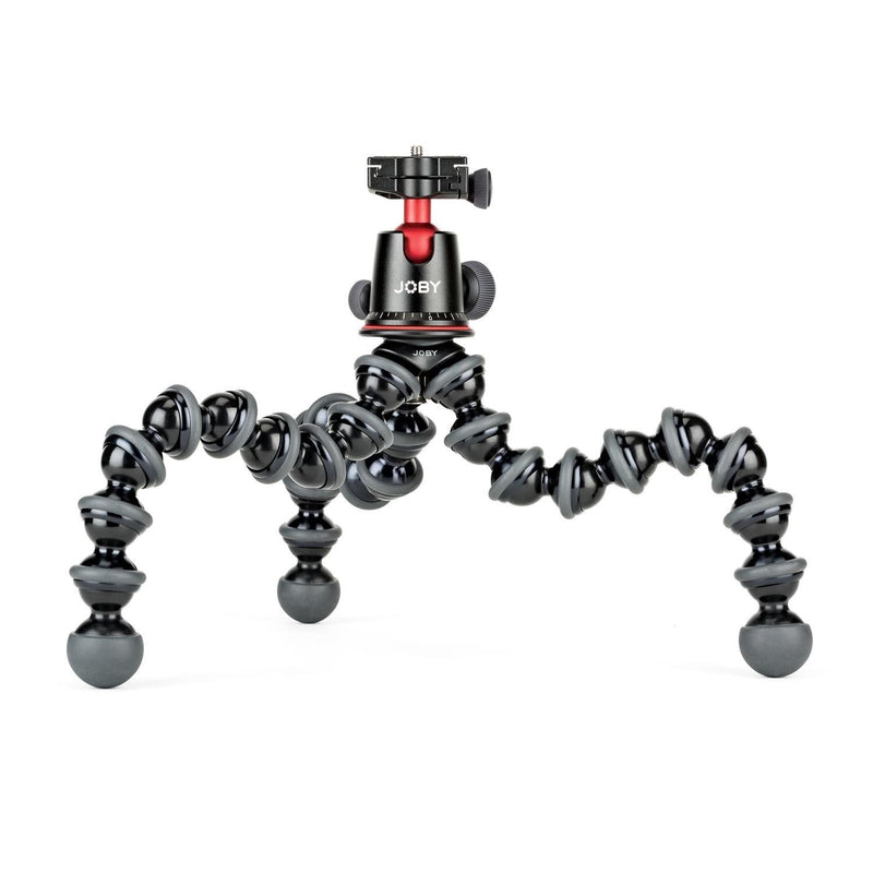 (Clearance) Joby GorillaPod 5K Premium Machined Aluminum Flexible Tripod for DSLR and Mirrorless Cameras - Black/Charcoal - Oribags.com