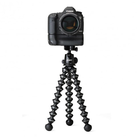 Joby GorillaPod Focus Tripod For Professional Camera Rigs - Black/Grey - oribags2 - 1