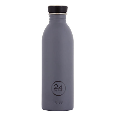 24 Bottles Urban Bottle 0.5L – Formal Grey