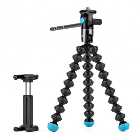 Joby GorillaPod Video Tripod For Smartphones - Black/Blue - oribags2 - 1