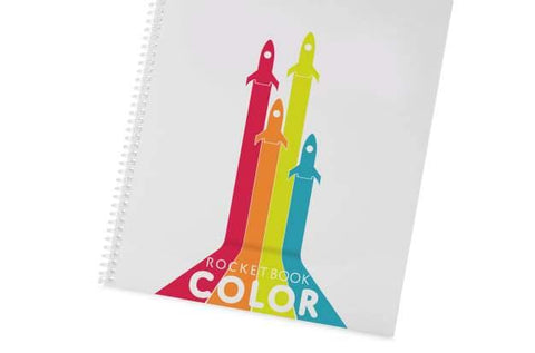 Rocketbook Color Reusable Notebook