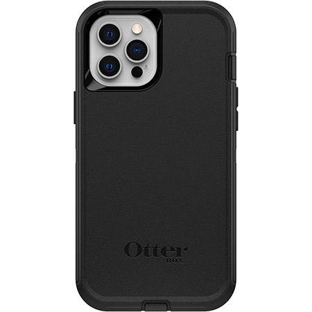 Otterbox iPhone 12 Pro Max Defender Series Case - Black