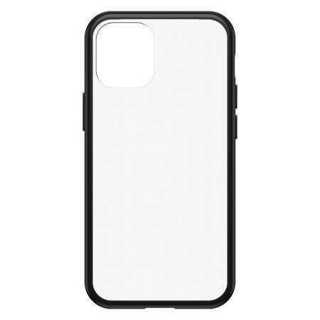 Otterbox iPhone 12 mini React Series Case - Black Crystal