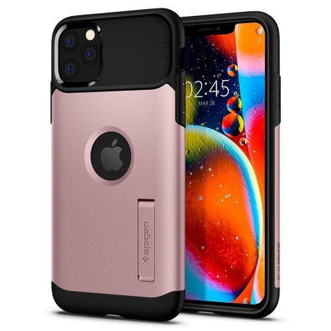 SPIGEN iPhone 11 Pro Case Slim Armor - Rose Gold